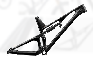 "Burn 27.5"" Enduro Frame"